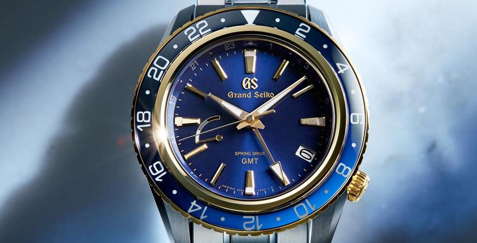 ساعة Grand Seiko كما لم تروها من قبل