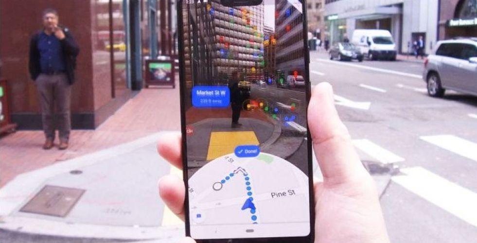 وظائف Google Maps  الجديدة تسهل التنقل!