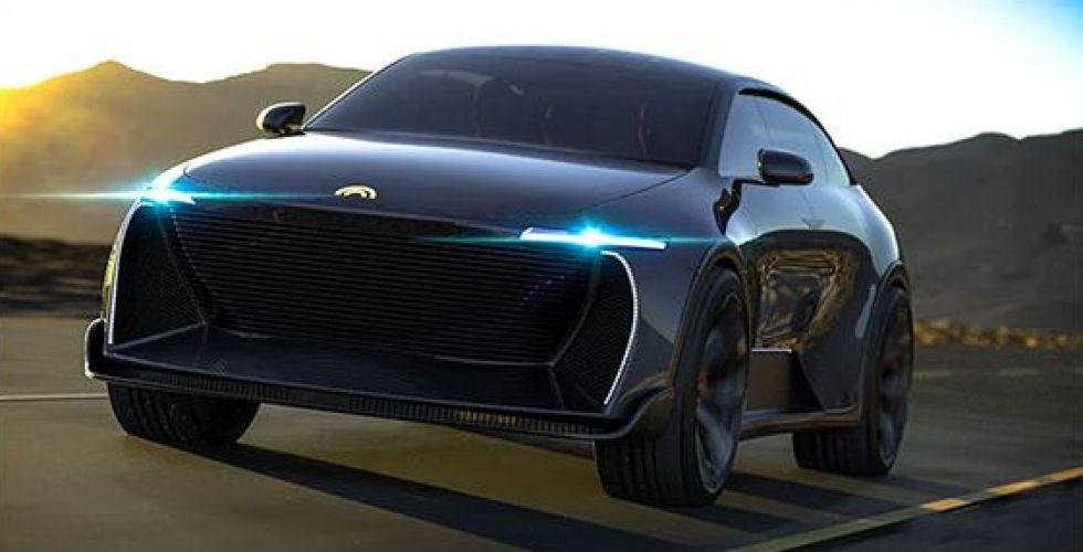 سيارة سبّاقة بالطاقة الشمسية