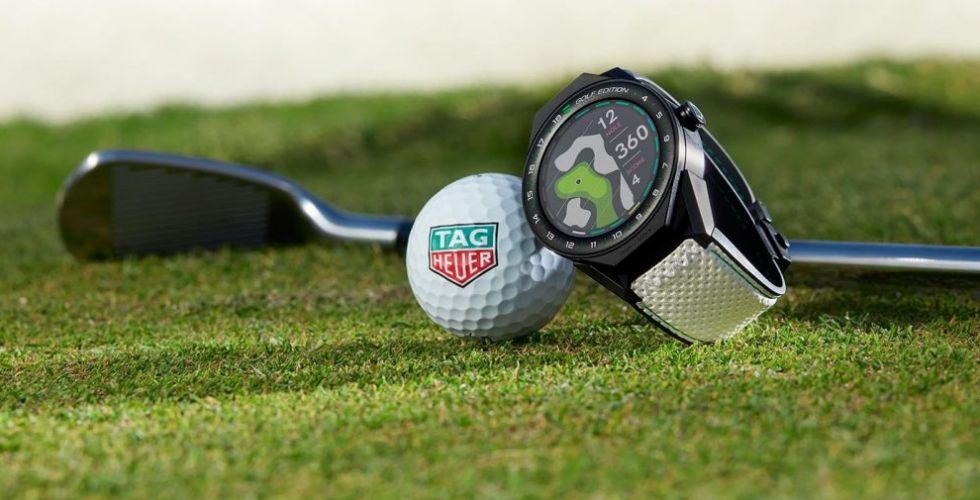 جديد TAG Heuer يُطوّر لعبة الجولف