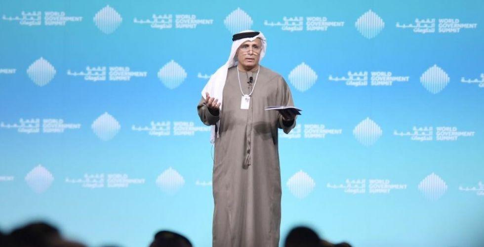 خلال مشاركته في القمة العالمية للحكومة
