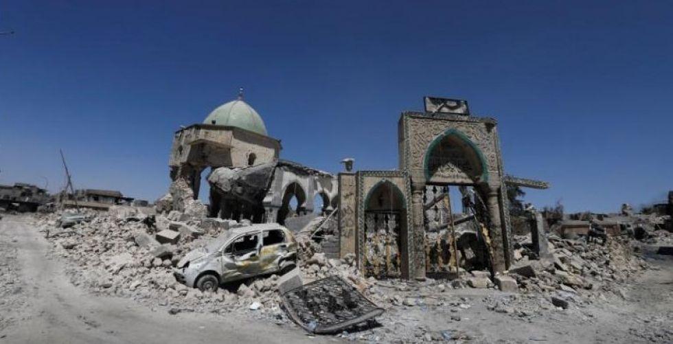 الامارات تُعيد بناء مسجد النوري الكبير في الموصل