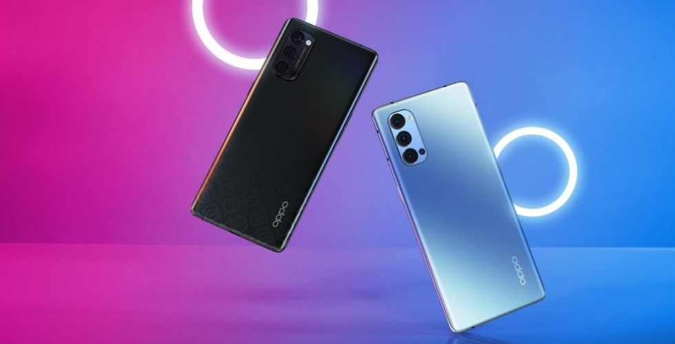 أوبو تُطلق سلسلة هواتفها الذكية الجديد كلياً رينو4