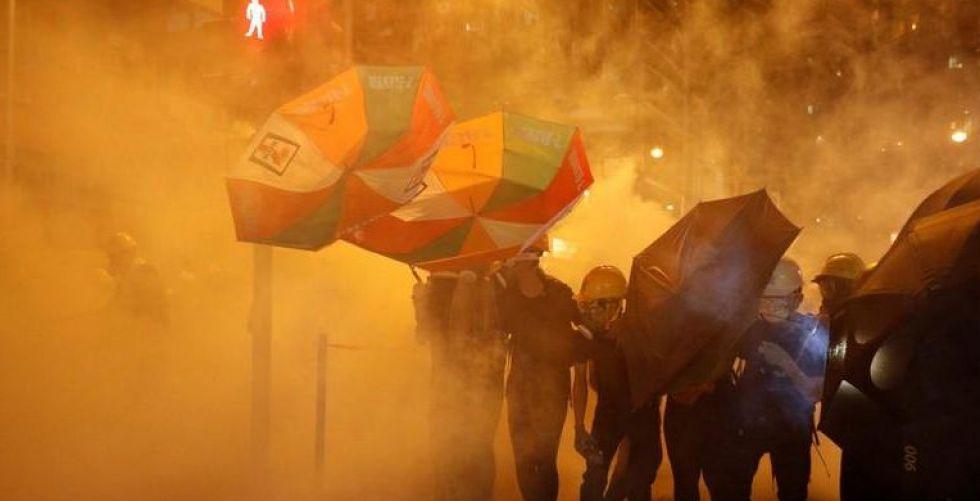 مواجهة بين فيسبوك وتويتر والصين في احتجاجات هونغ كونغ