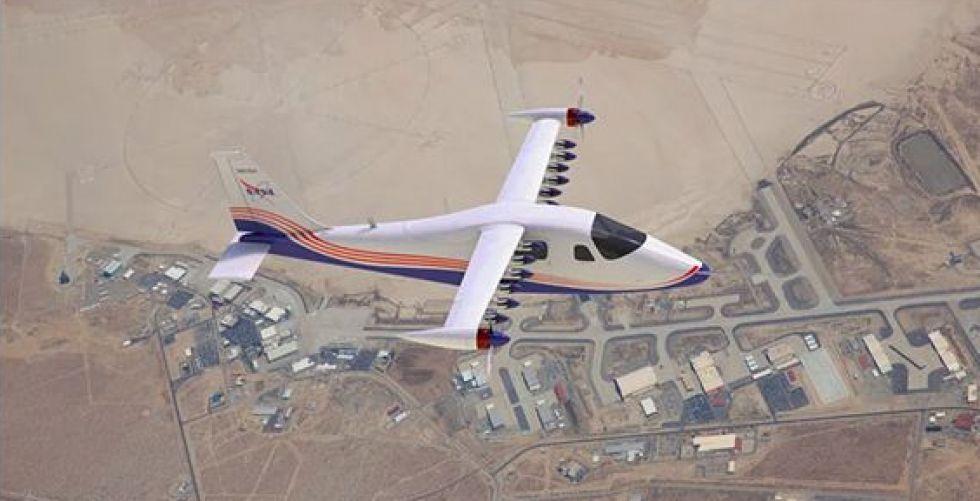 ناسا تخوض تجربة الطيران الكهربائي