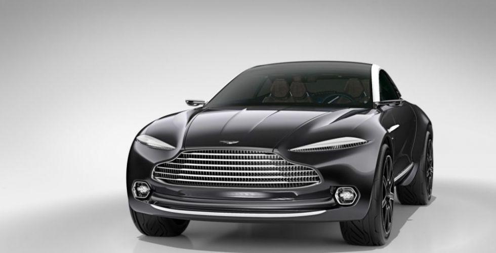 Aston Martin  تحضّر قاعدة SUV  جديدة