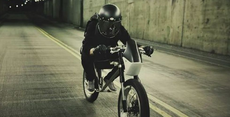 الدراجة الكهربائية الصديقة للبيئة