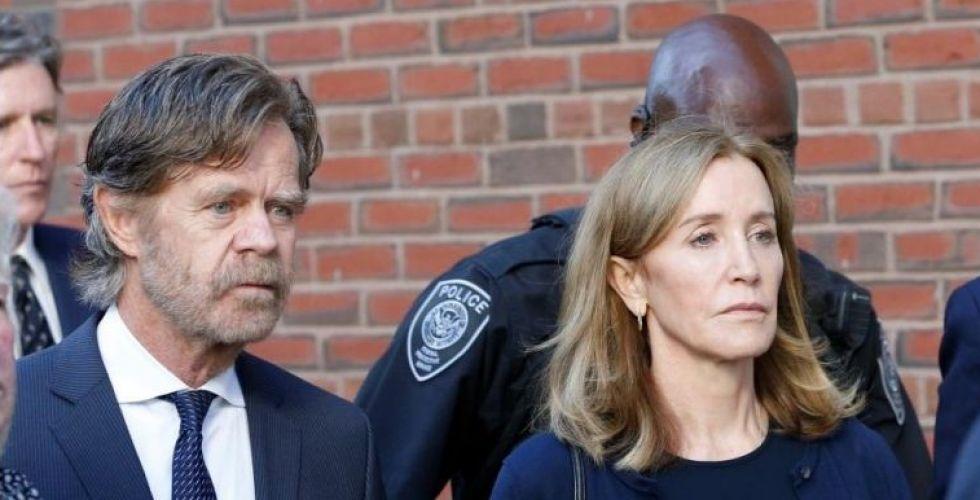السجن 14 يوما للممثلة فيليستي هوفمان
