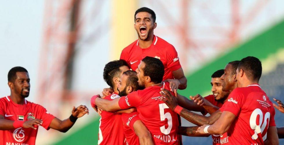 شباب الأهلي في انتصارات اماراتية جديدة