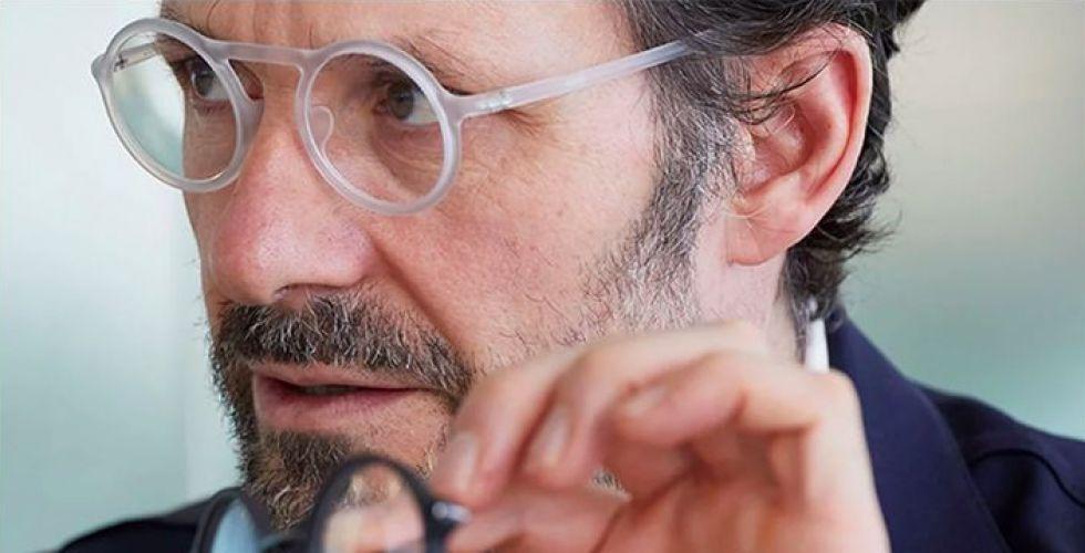 صرعة النظارات الدائرية
