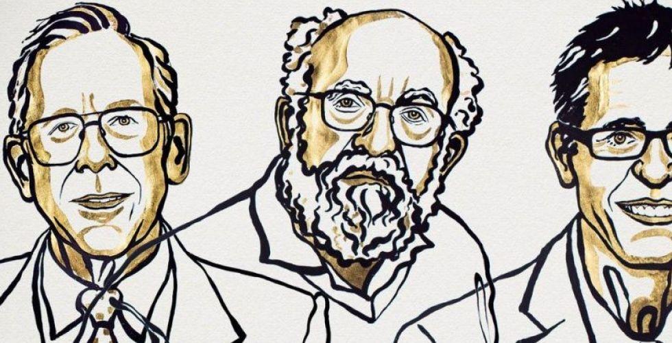 فوز عالمين سويسريين وعالم كندي أمريكي بجائزة نوبل للفيزياء