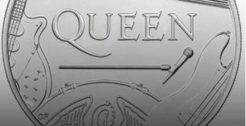 بريطانيا تصدر عملة تذكارية تكريما لفريق كوين