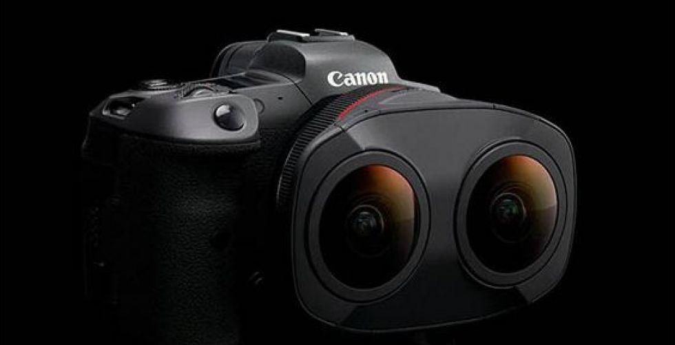 Canon الكاميرا بعين السمكة
