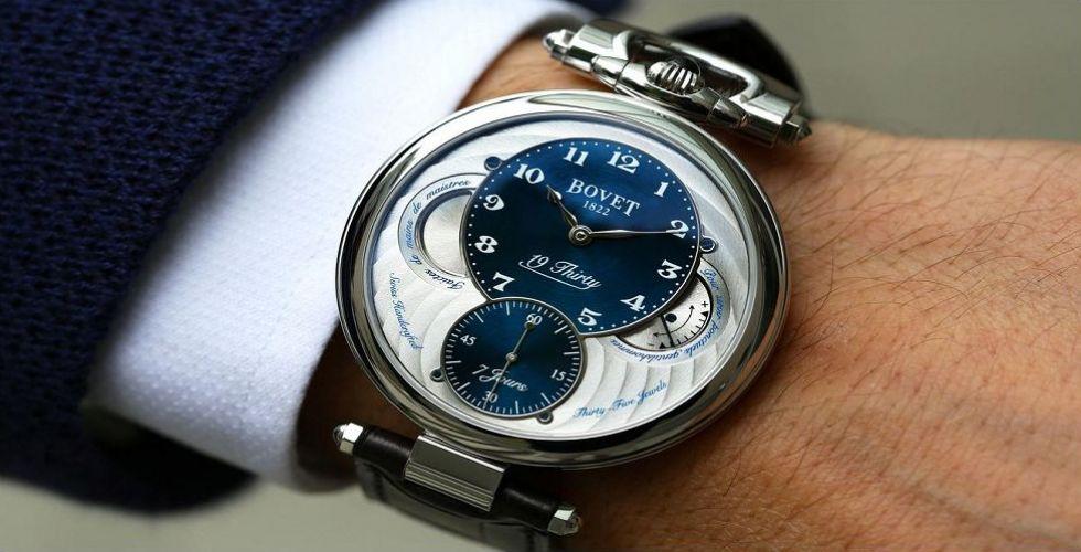 ساعة 19Thirty من Bovet