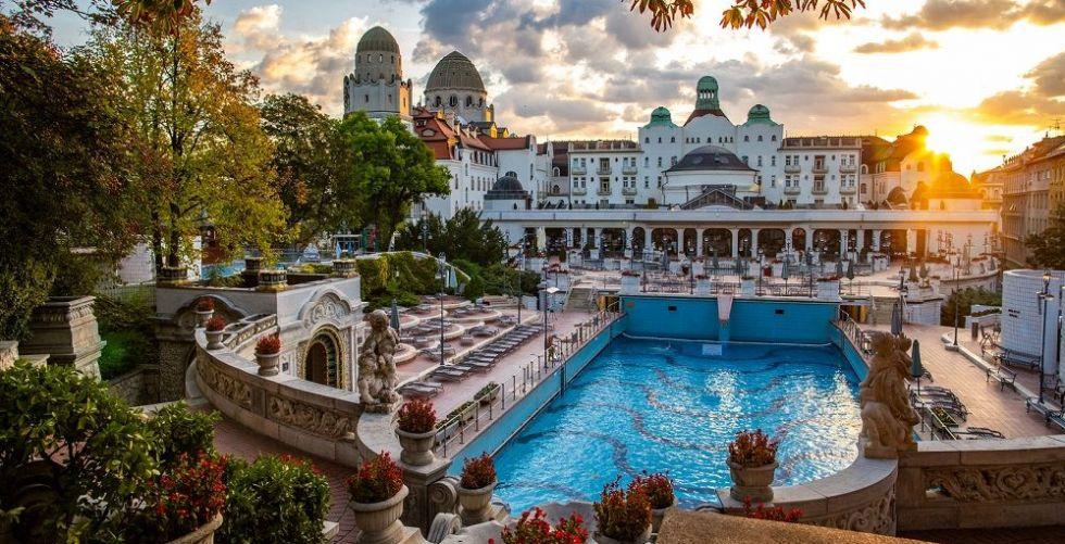 المجر تجلب مياهها الشافية إلى إكسبو 2020