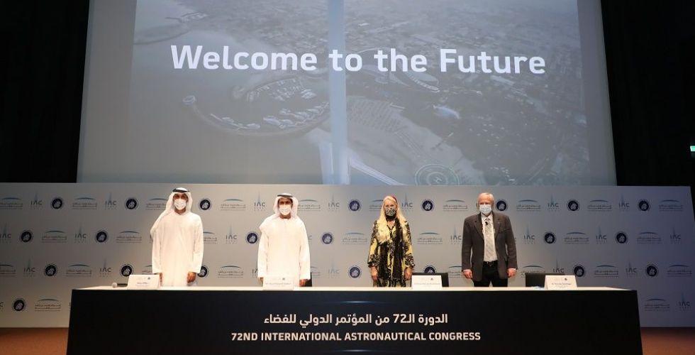 دبي تستعد للترحيب بمجتمع الفضاء العالمي