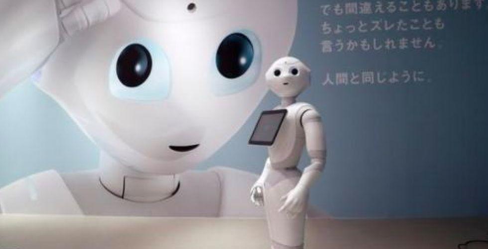 الروبوت اللطيف مع مرضى كورونا