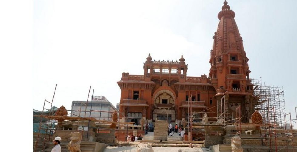 قصر البارون إمبان سيعود أنيقا في مصر الجديدة