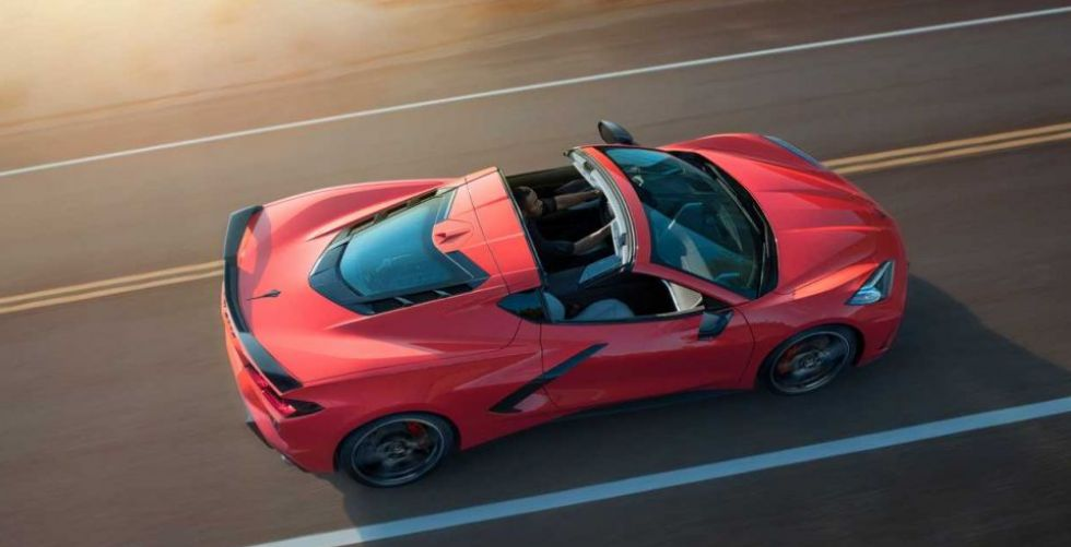 Chevrolet Corvette C8 Convertible 2020 قادمة!