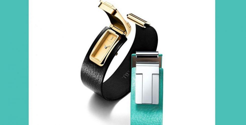 رفاهية الساعات للمرة الأولى من Tiffany & Co.