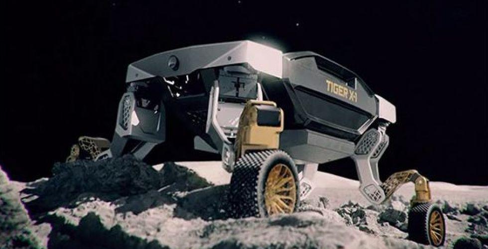 هيونداي في روبوت للسير في الأرض المستحيلة