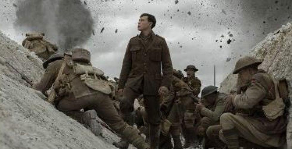 تراجع حرب النجوم أمام فيلم 1917
