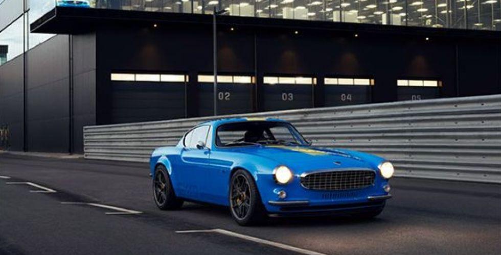 فولفو من الكلاسيكية الى الحداثة في سيارة استثنائية