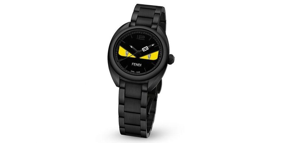 Fendi Timepieces تقدّم ساعات Momento Fendi Bugs الجديدة