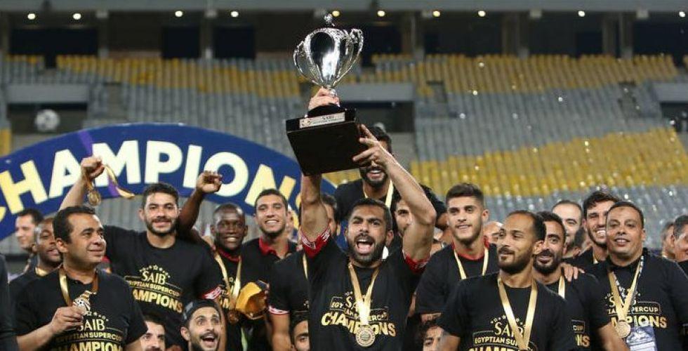 انطلاق الدوري المصري بعد فوز الأهلي بالسوبر كأس
