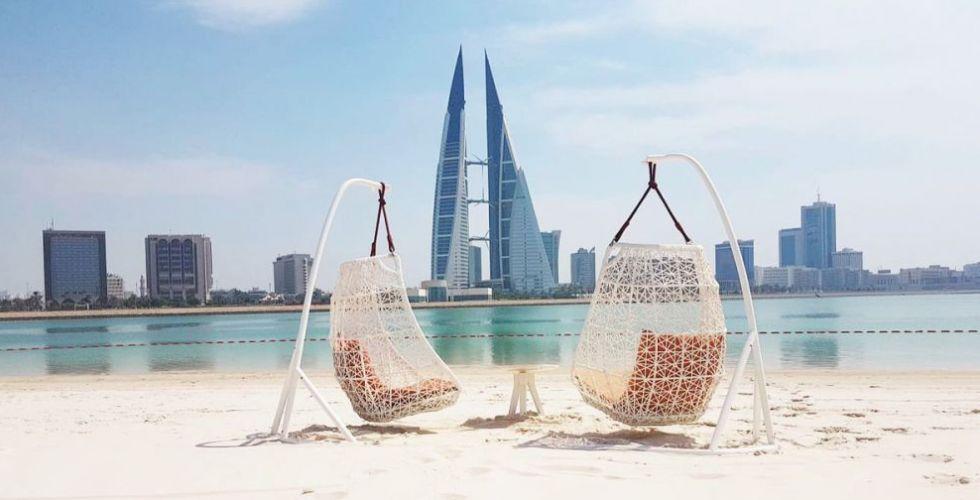 منتجع فور سيزونز في خليج البحرين