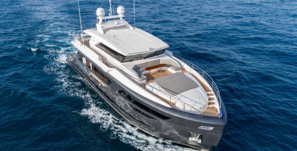إليكم ثالث نموذج من Horizon Yachts FD87