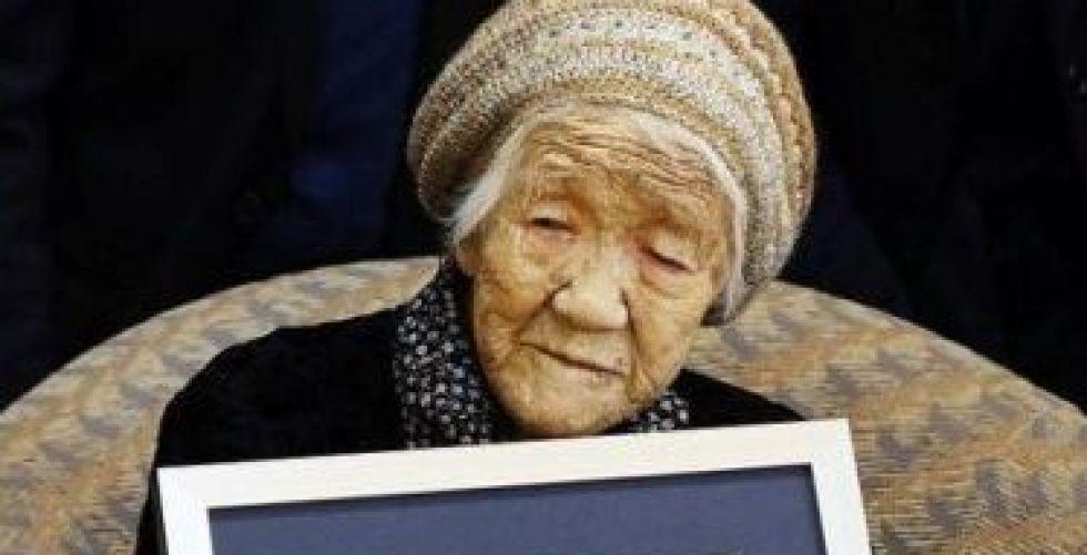 يابانية عمرها 117 عاما أكبر مُعمر في العالم