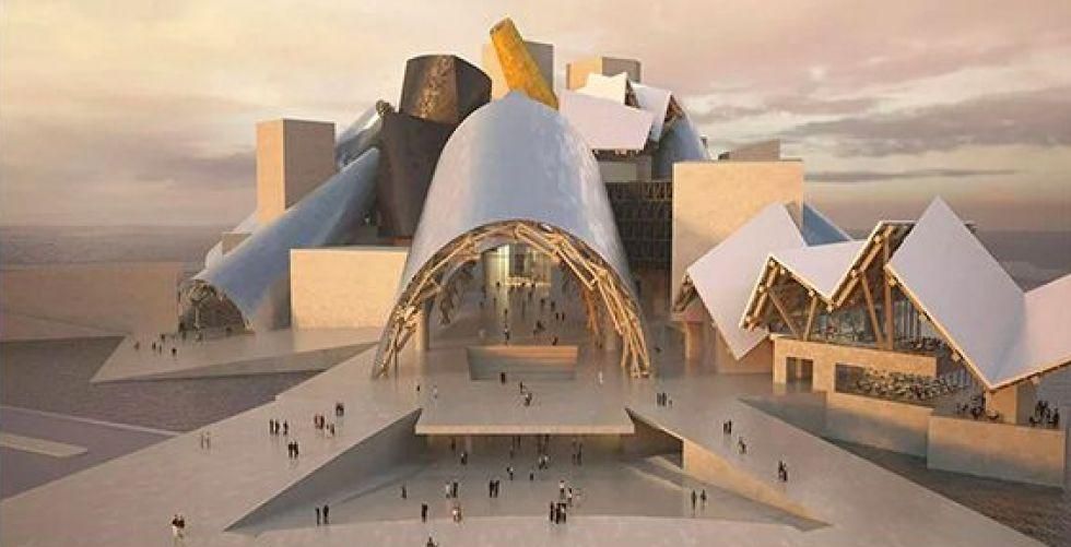 أبو ظبي أرض المتاحف