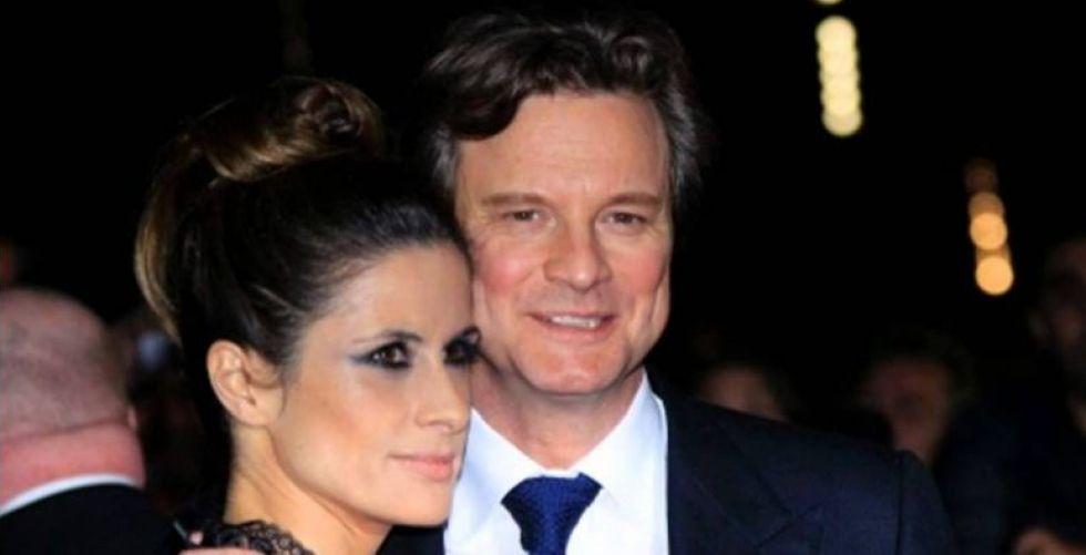 انفصال الممثل كولين فيرث عن زوجته بعد ارتباط دام ٢٢ عاما
