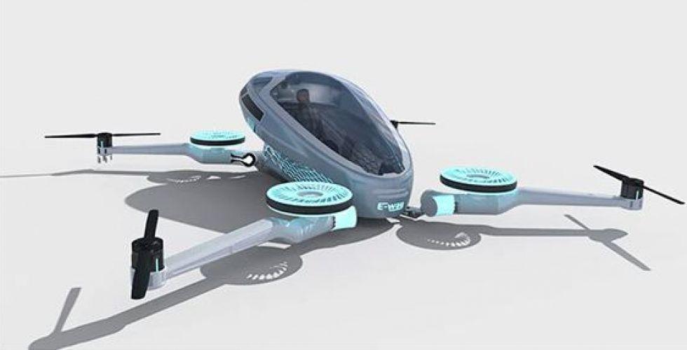 مركبة فيروس كورونا الطائرة والسيّارة