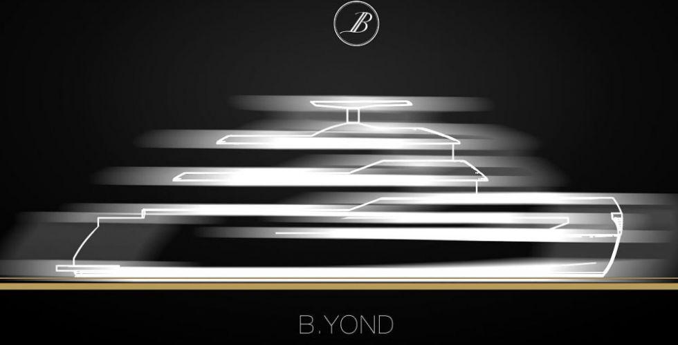 B.YOND 37M .. يخت من ثلاث نماذج من Benetti