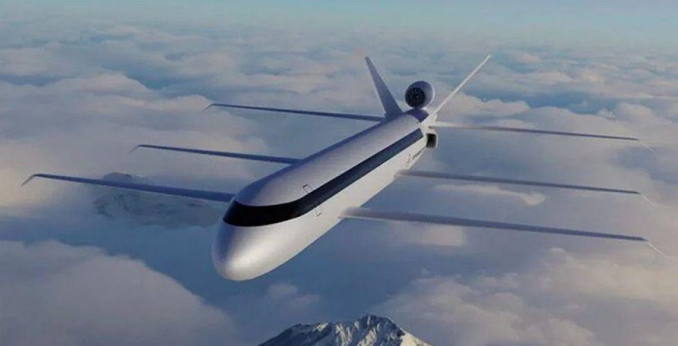 طائرة الثورة في الملاحة الجوية