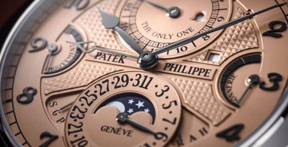 الساعة المتحف:Patek Philippe Grandmaster Chime