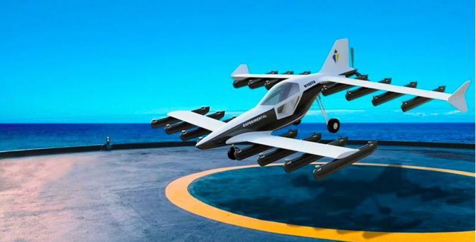 طائرة خاصة كهربائية بامتياز