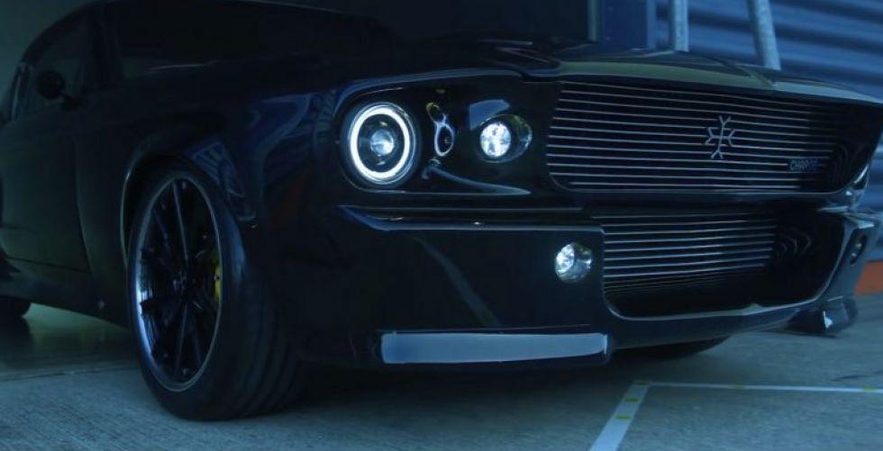 Mustang  كهربائيّة خارقة لعشّاق الشّركة الأمريكية