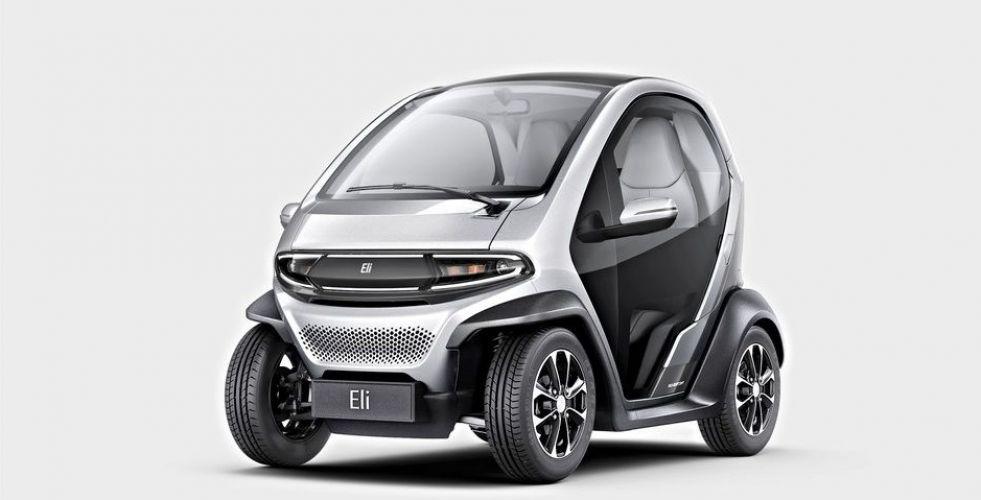 Eli Zero: سيّارة كهربائيّة غريبة وطموحة