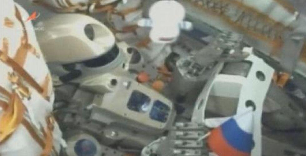 روبوت روسي بقدرات بشرية يتجه الى الفضاء