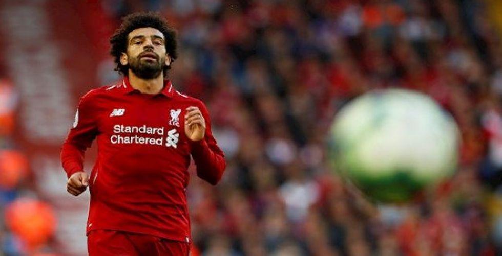 محمد صلاح يدفع ليفربول الى الصدارة