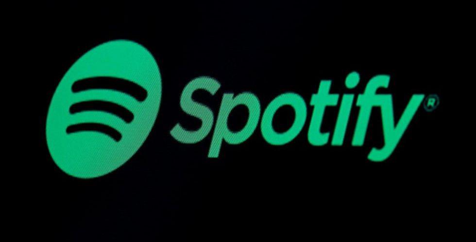 يمكنك متابعة الموسيقى عبر خدمة سبوتيفاي