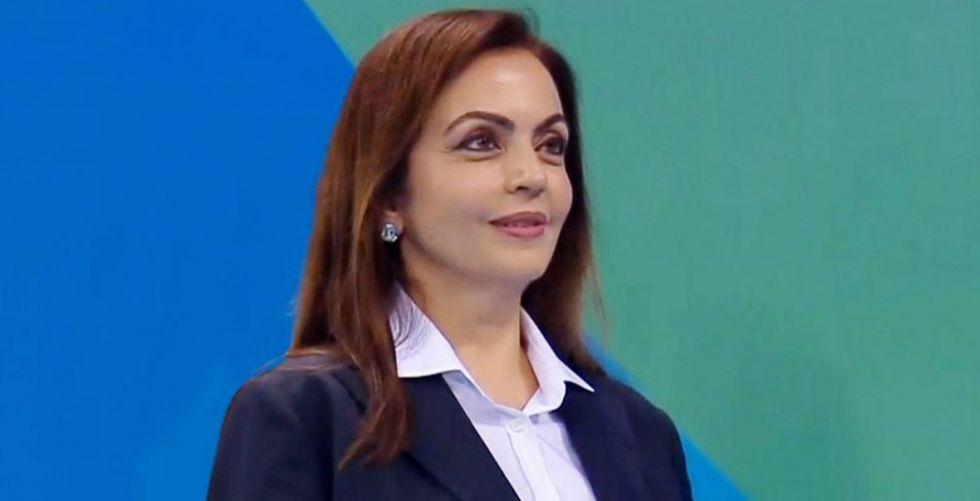 معلومات لم تعرفها عن Nita Ambani زوجة أغنى رجل في آسيا