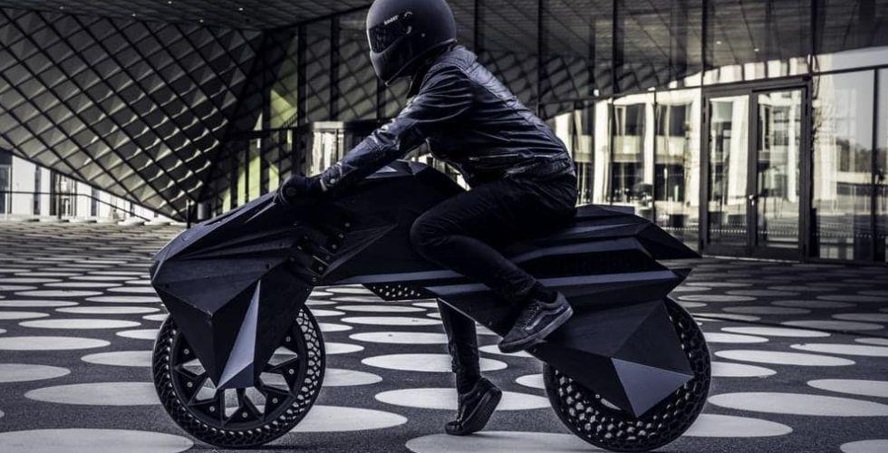 نيرا من BigRep  أولى الدرّاجات الكهربائيّة للشّركة