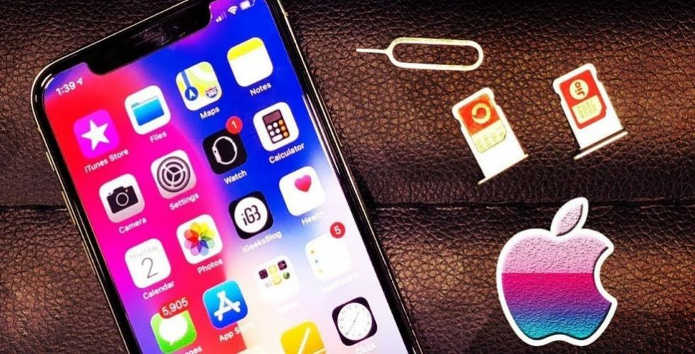 Iphone 9 بـDual Sim في الصّين فقط