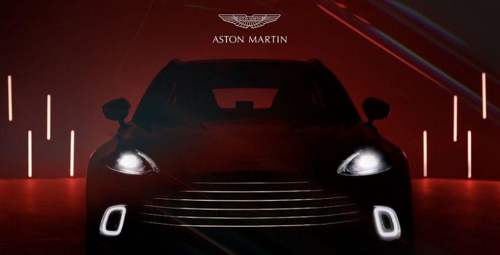 أستون مارتن تكشف عن سعر وتفاصيل مقصورة سيارة دي بي إكس