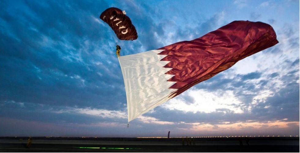قطر واحتفالات يومها الوطني