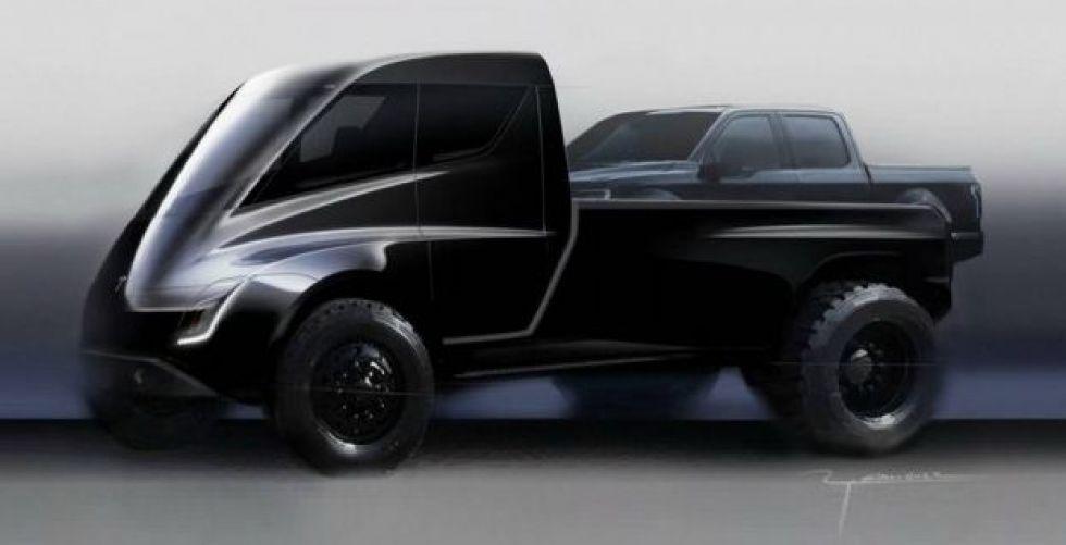 إيلون ماسك يعد بإنتاج شاحنة صغيرة من تسلا